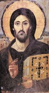 Sinai Christ Icon